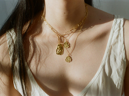 The Beatrice Necklace