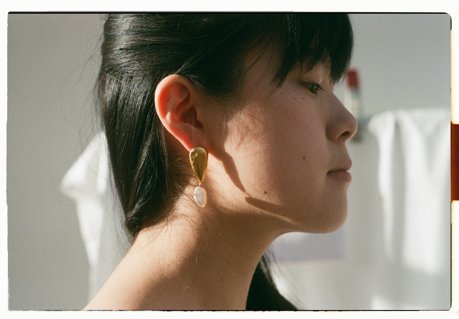 The Fear and the Desire Earrings