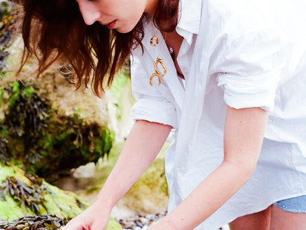 The Flashback Necklace // July 2012