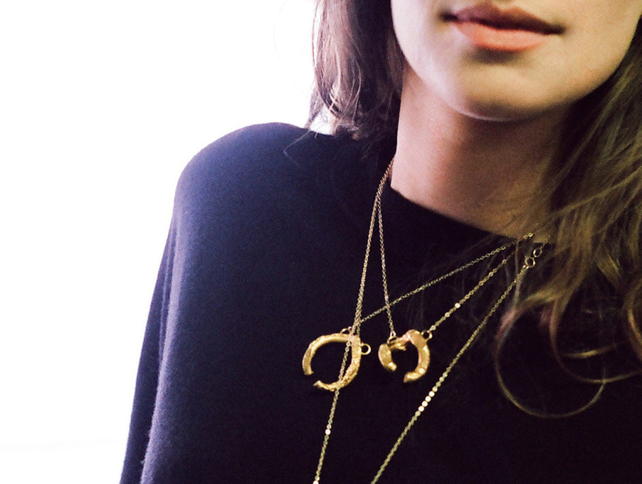 The Flashback Necklace // January 2015