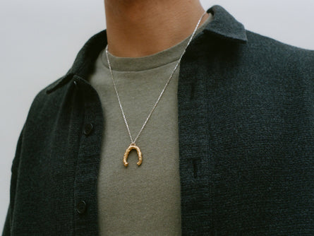 The Flashback Necklace // The River // MAN