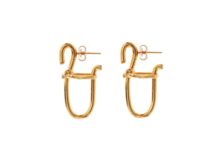 Pre-Order // The Illuminating Rise Hoop Earrings