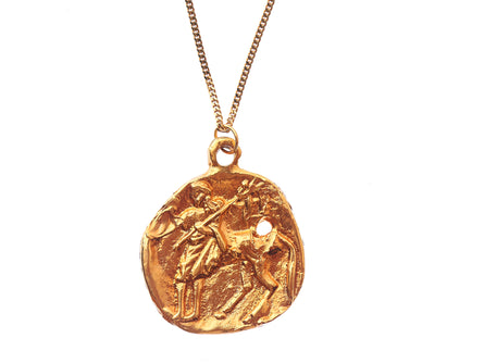 The Minotaur Necklace