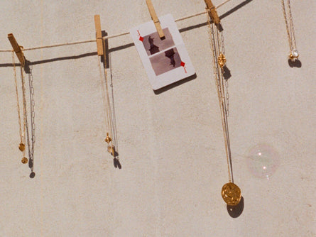 The Precarious Ropes Necklace