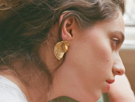 The Storyteller Earring
