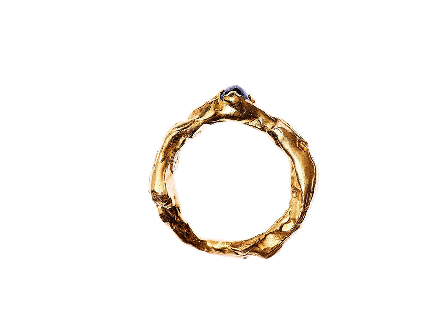 The Trembling Star Ring