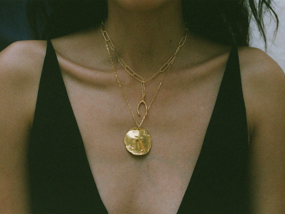 The Lucky Break Necklace