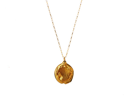 The Nebulous Whirlpool Necklace