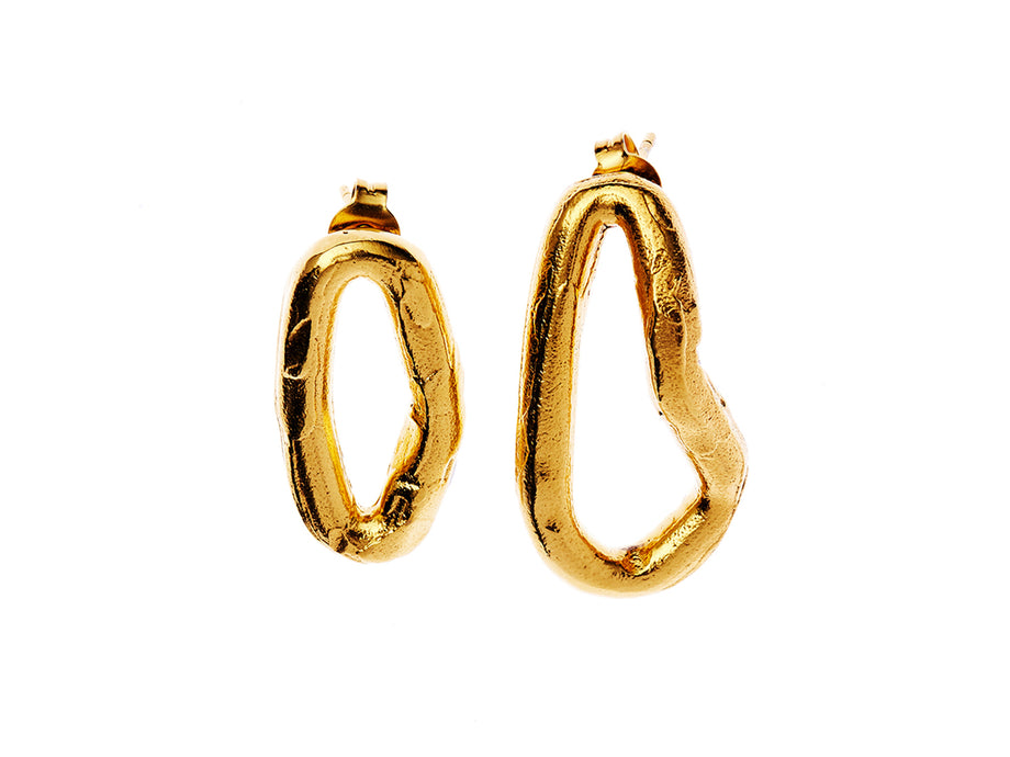 The Phoenician Earrings