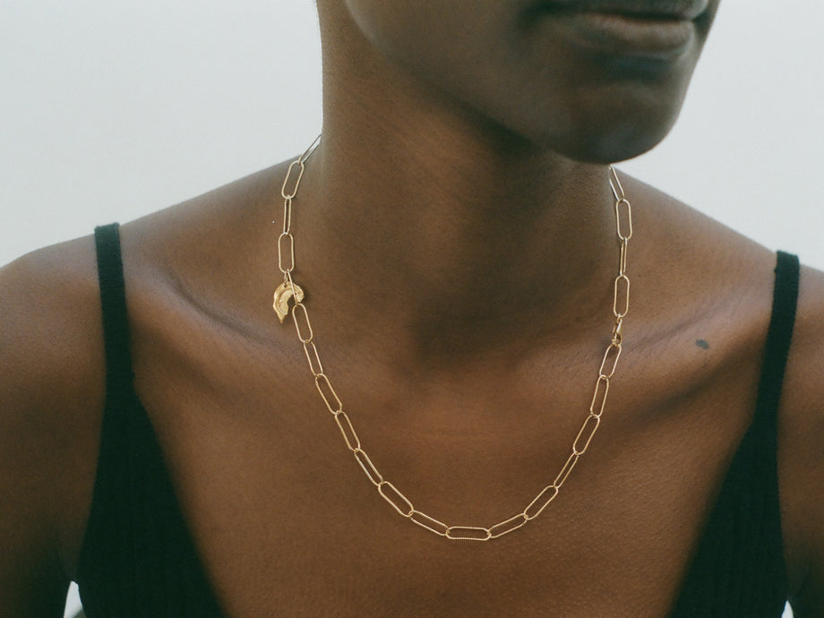 The Baby Odyssey Necklace