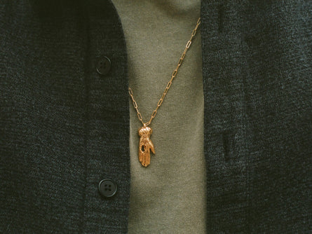 The Curator Necklace // MAN