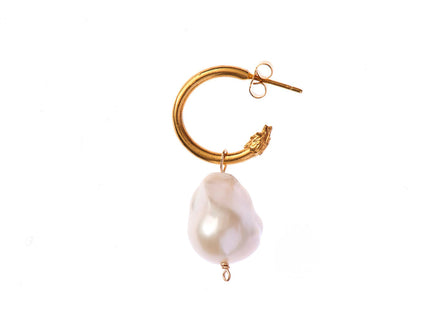 The Lion and the Baroque Earring // MAN