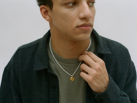 The Intrepid Explorers Necklace // MAN