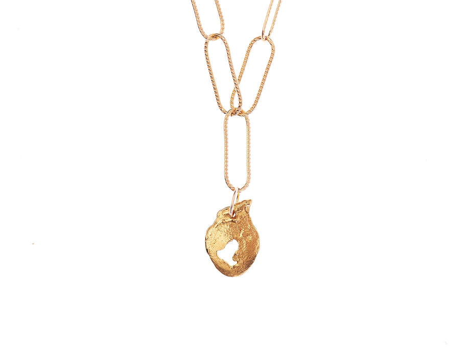 The Baby Spellbinding Amphora Necklace