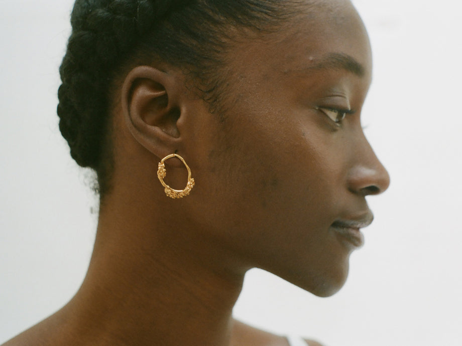 The Unreal City Earrings