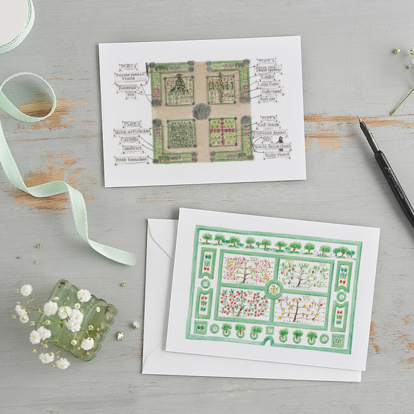 Hand Drawn Cards & Stationery