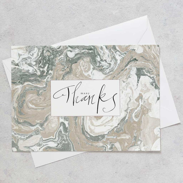 'Thank You' Postcard Set
