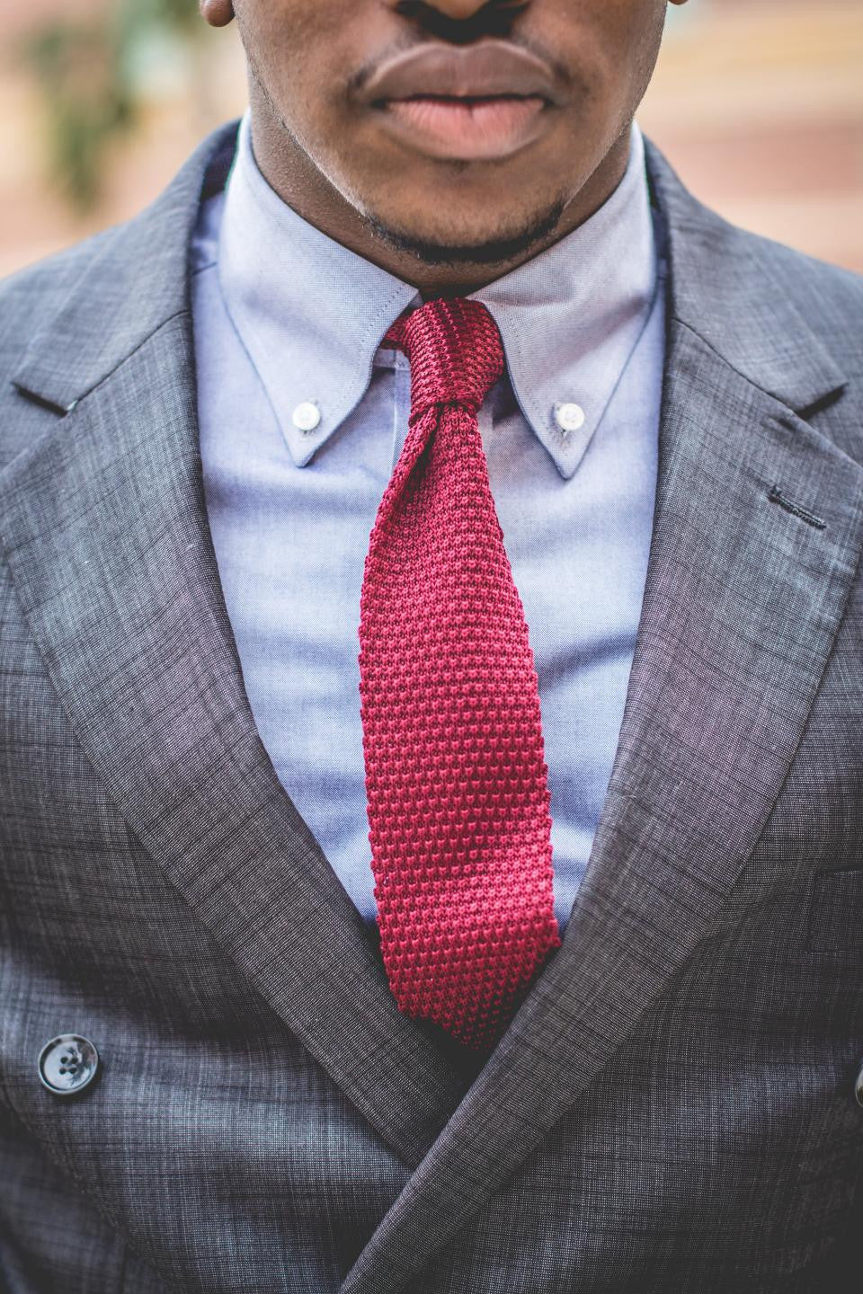 Top 3 Knitted Ties to Transition from Winter to Spring