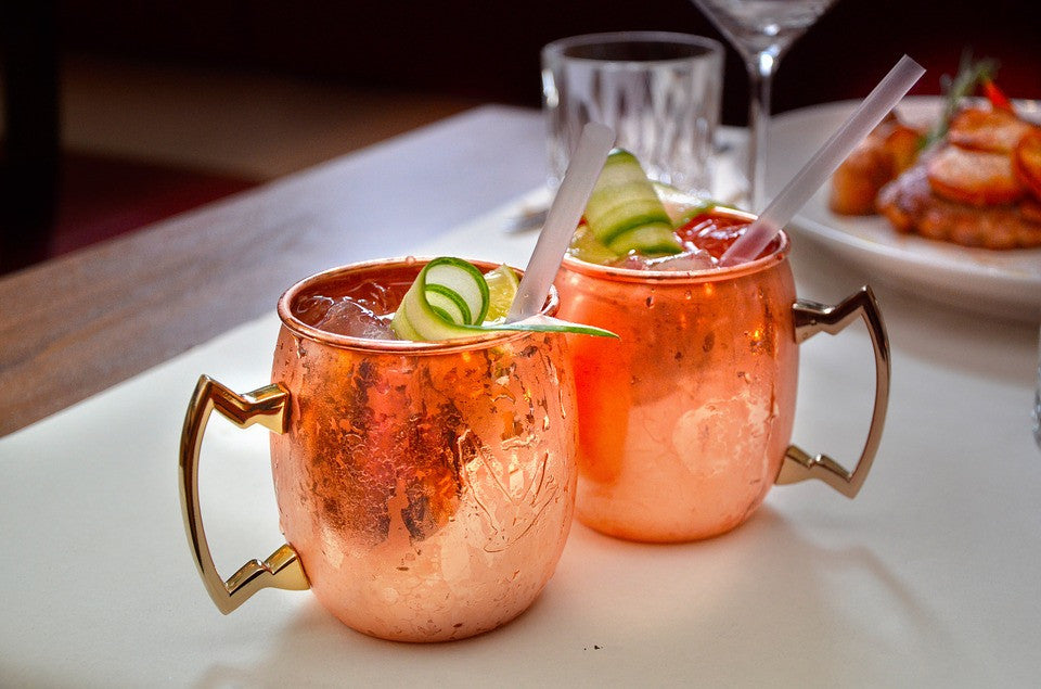 How to Make Your Own Moscow Mule