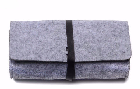 The Felt Case (Gray)