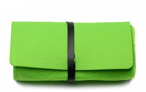 The Felt Case (Green)