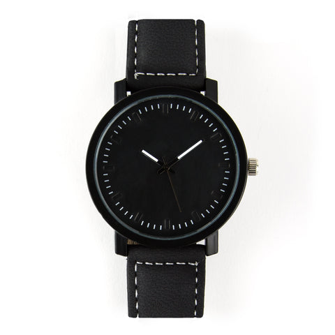 The Onyx Watch - Black Edition
