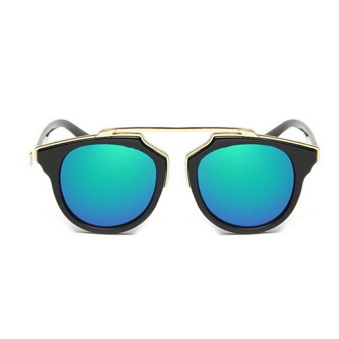 Zane Sunglasses - Black Mirror