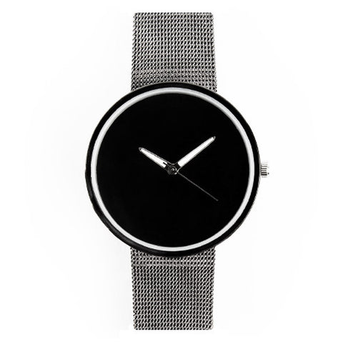 Debon Watch - Silver Edition