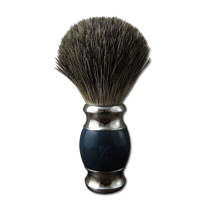 Titan Navy Shaving Brush