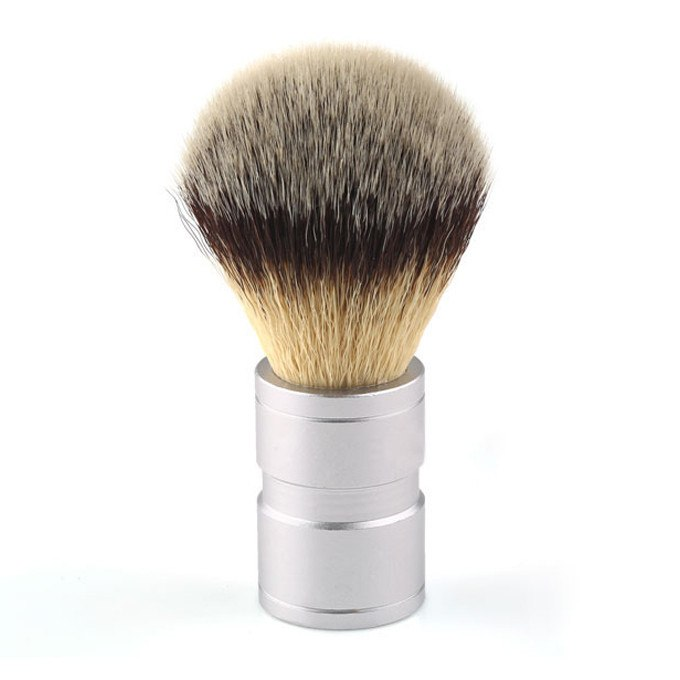 The Simple Steel Shaving Brush