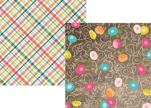 Crafty Girl Paper Collection