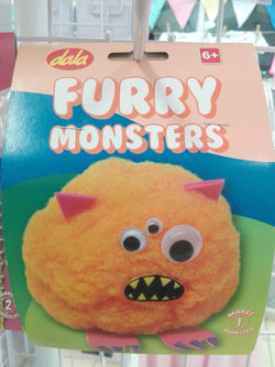 Furry Monsters