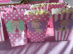 Puppy Theme Popcorn box