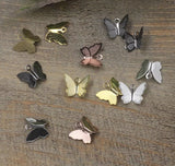 10pcs Butterfly Charm