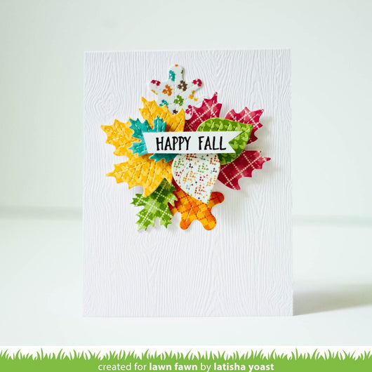 Knit Picky Fall 6x6 inch Petite Paper Pack