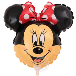 1pcs Minnie Mouse Foil Balloon