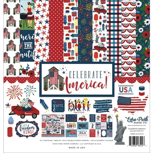 Celebrate America Collection Kit