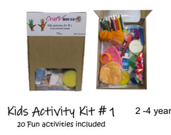 Craft house kids craft kit