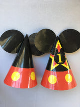 1Pcs Mickey Mouse Party Hat