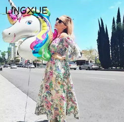 1pcs Large Unicorn Balloon