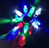 20pcs Neon LED Finger Lights