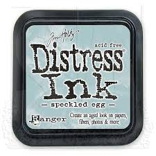 Tim Holtz Speckled Egg Distress Ink Pad