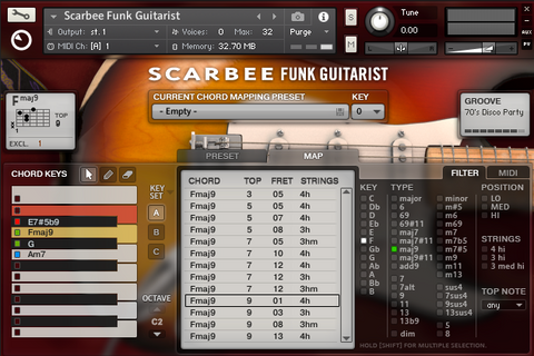 Funk Guitarist - Tips & Tricks #2: Mapping Chords by Recording MIDI