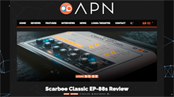 Fantastic APN Review of Scarbee Classic EP-88s!