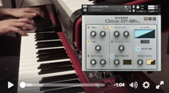 SCARBEE CLASSIC EP-88S - VIDEO 4