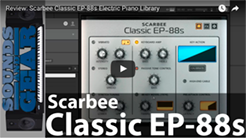 Sounds And Gear 5/5 Review of Scarbee Classic EP-88s