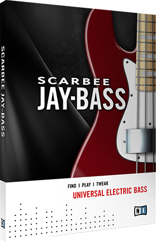 SCARBEE JAY-BASS