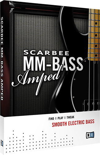 SCARBEE MM-BASS AMPED