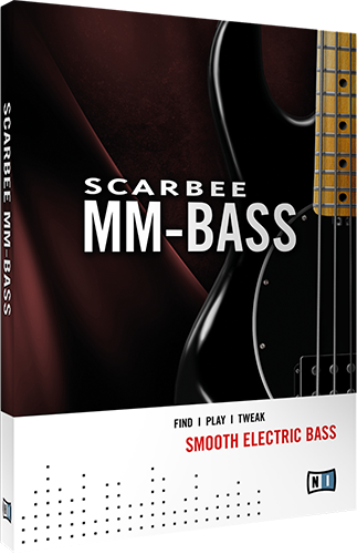 SCARBEE MM-BASS