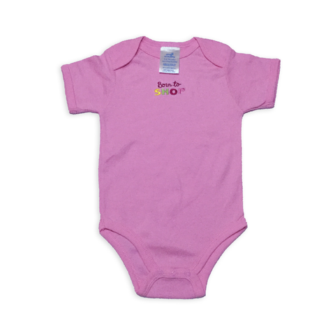 Stella and Chan - Baby One Piece, Pink